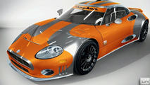 Street-legal Spyker C8 Spyder GT2 special edition planned for China