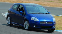 Fiat Punto Headed for the Track (AU)