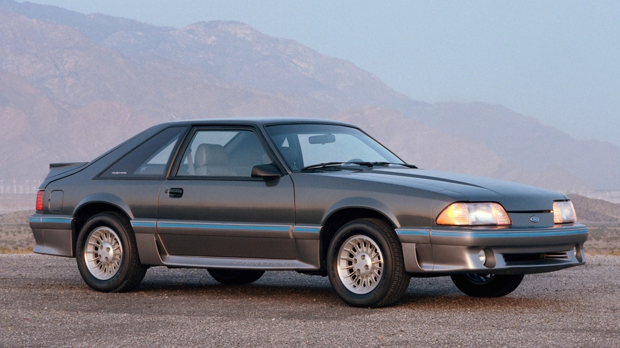 1987 Ford Mustang 5.0