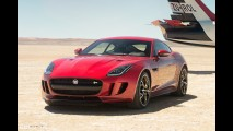 Jaguar F-Type R Coupe AWD