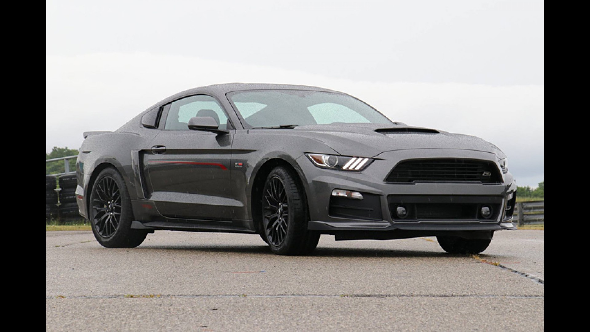 Roush Makes The 2017 Mustang Meaner For Under 30 000