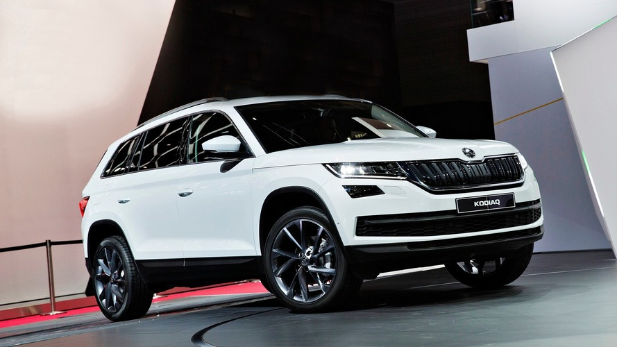 Skoda spicing up Kodiaq with SportLine due in Geneva