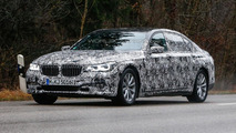 2016 BMW 7-Series will reportedly offer a front passenger infotainment system