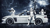 Vilner BMW 6-Series Convertible Stormtrooper first images released