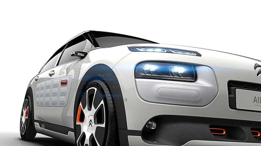 Citroen C4 Cactus AIRFLOW 2L concept revealed [video]