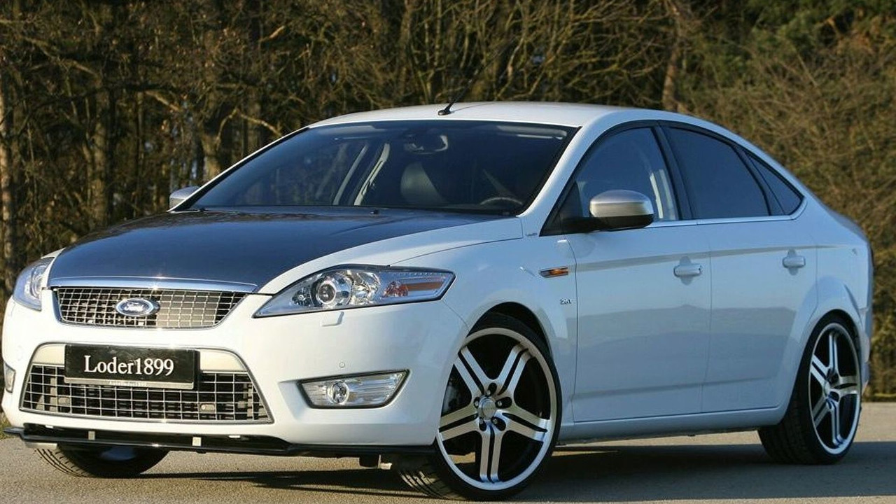 New Ford Mondeo by Loder1899