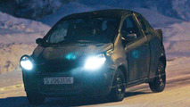 Spy Photos: Ford Ka Caught
