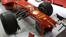 Ferrari uses F1 cars for political message in India