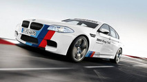 New BMW F10 M5 returns as Ring-Taxi