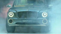 Bentley EXP 9 F reimagined and animated