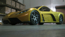 Kepler MOTION 800hp Hybrid Supercar to Debut in Dubai [Video]