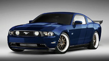 2010 Ford Mustang by H&R Special Springs