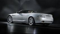 Three Aston Martin DB9 special editions announced - Morning Frost, Carbon Black and Quantum Silver