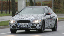 2012 BMW 3-Series spied again - more interior shots