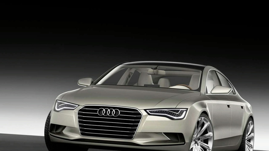 Audi Sportback Concept official details, photos and video