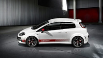 Abarth Punto Evo first photos 24.02.2010