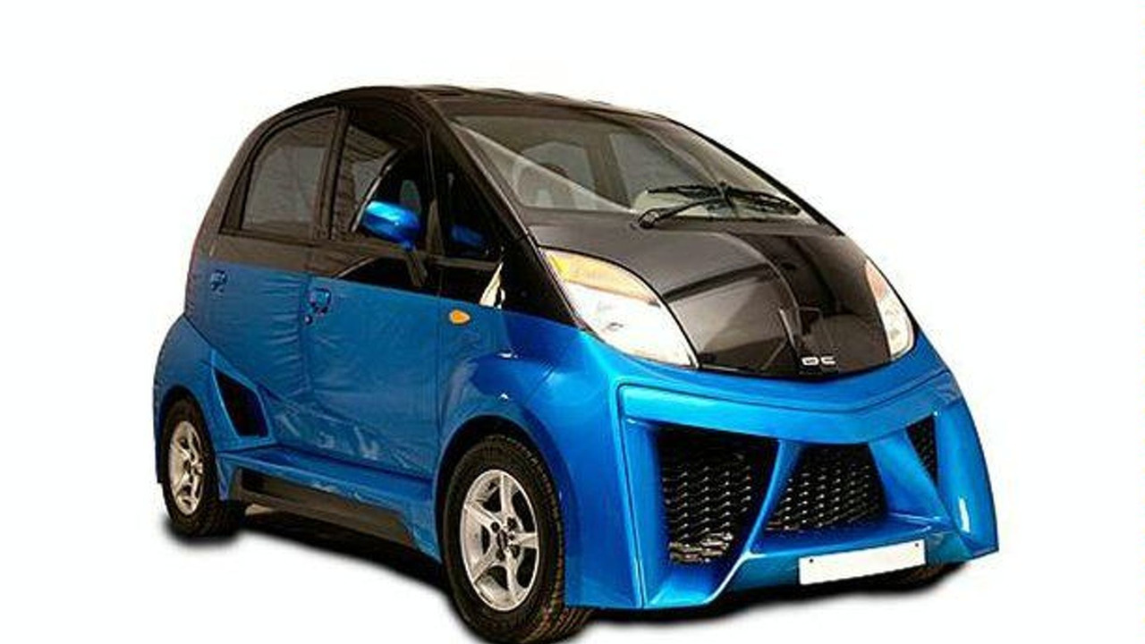 Tata Nano Tuned by DC Design Studio