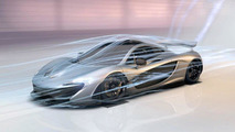 McLaren launches Designed by Air experience for the P1
