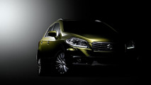 Suzuki S-Cross production version teased ahead of Geneva debut