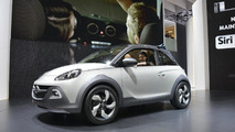 Opel Adam Cabrio coming to Geneva - report