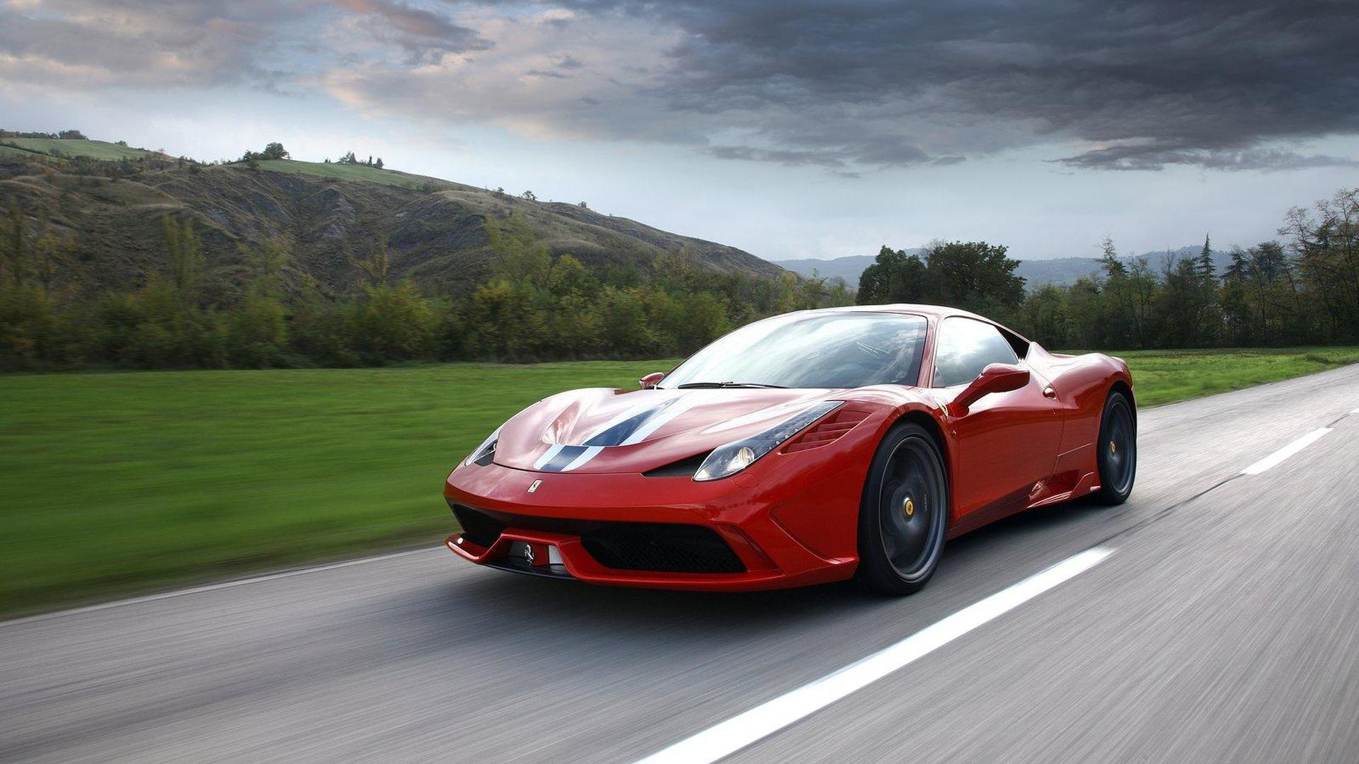 Ferrari 458 Speciale an instant hit, first year of production sold out - report