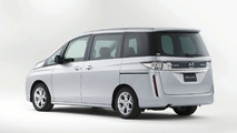 All New Mazda Biante minivan