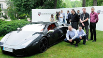 Arrinera supercar concept officially unveiled