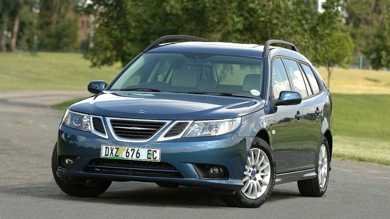 SAAB 9-3 Launched in Johannesburg