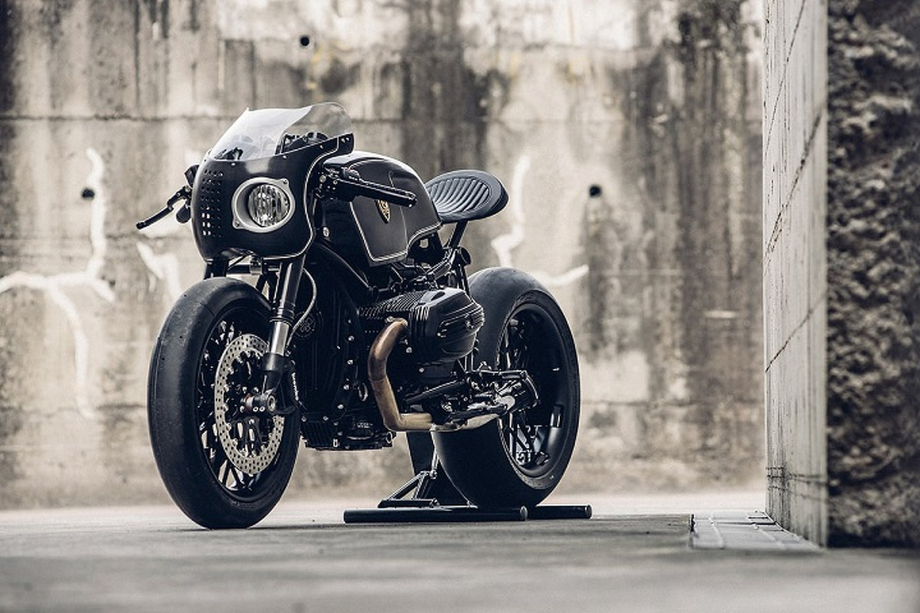Stunning Custom BMW R nineT Motorcycle Will Leave You Lusting