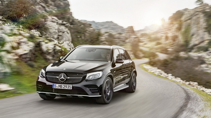 Mercedes-AMG GLC43 goes official with 362 hp