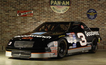 Late Earnhardt's No. 3 Could Return To NASCAR