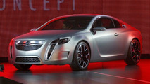 Opel GTC Concept Unveiling