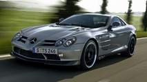 Mercedes-AMG allegedly plotting new SLR with hybrid power for 2018 launch