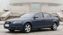 New Audi A6 Long-Wheelbase Version