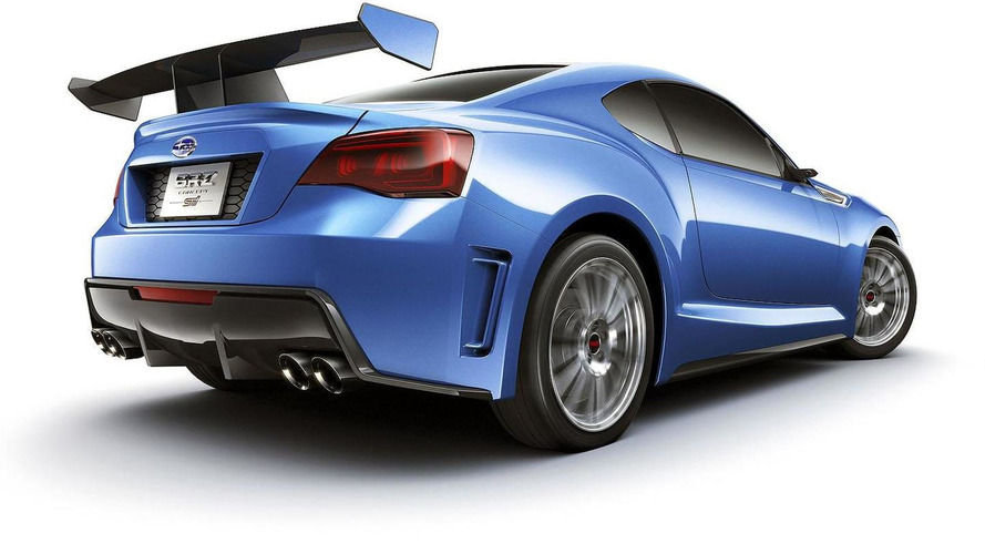 Subaru BRZ Turbo under development - report