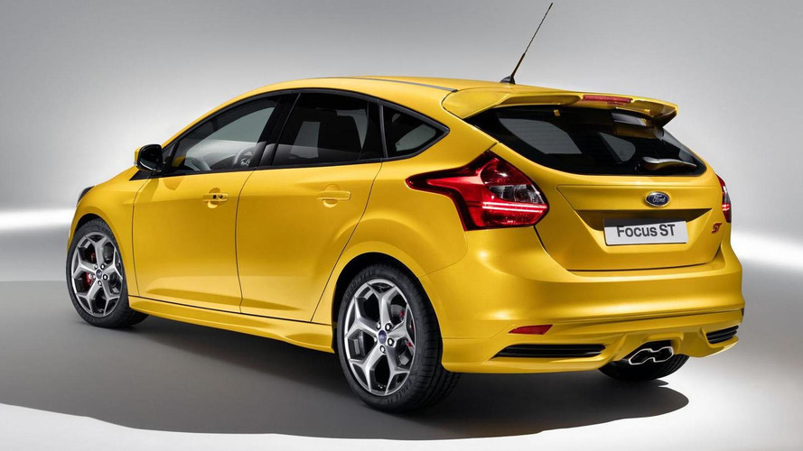 2012 Ford Focus ST & ST-R unveiled