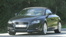 SPY PHOTOS: Audi TT Roadster and S Version