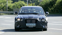 Next Gen Jaguar XJ Mule Latest Spy Photos