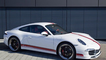 Lumma Design CLR 9 S based on Porsche 911 Carrera S, 28.02.2012