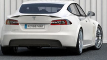 RevoZport introduces their styling program for the Tesla Model S [video]
