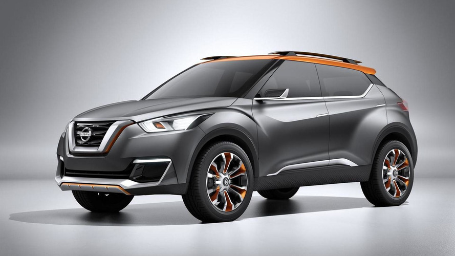 Nissan Kicks being considered for United States