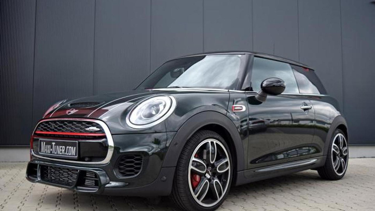 2015 MINI John Cooper Works by Maxi-Tuner