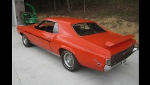 This Mercury Cougar Eliminator is a Lovely '69 Survivor