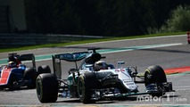 Tyres will make it tough to reach top 10 - Hamilton