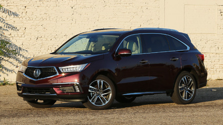 Review: 2017 Acura MDX