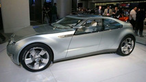 Chevy's electric car, Volt, will see assembly in 2010.