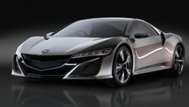 Acura NSX production version leaked ?