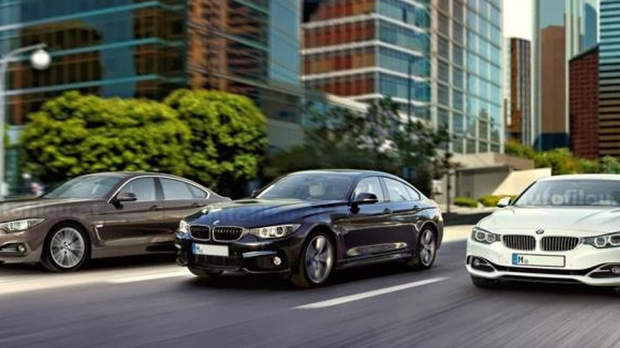 BMW 4-Series Gran Coupe leaked?
