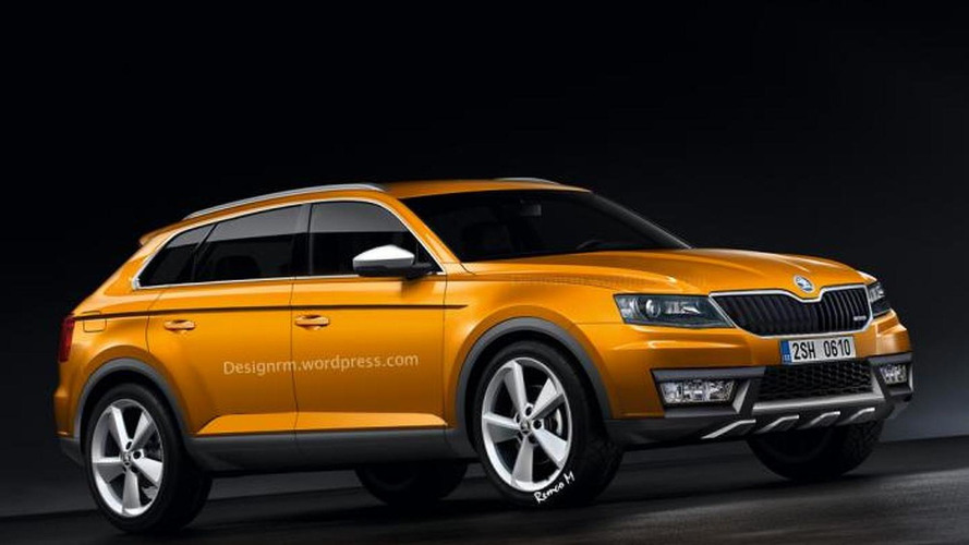 Skoda Snowman speculative renderings hit the web