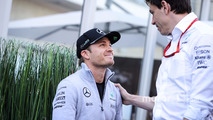 Mercedes taken 'completely by surprise' by Rosberg retirement